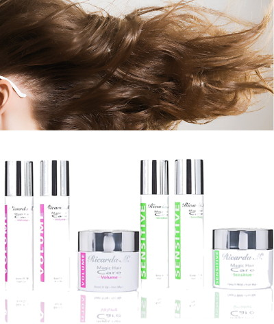 Ricarda M. Kosmetik - MHC - Magic Hair Care