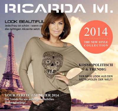 Ricarda M. The New Style Collection 2014